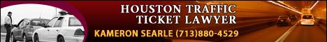 Houston Ticket Lawyer Attorney
